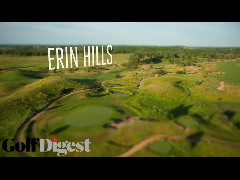 An Overview Of Erin Hills Golf Course In Wisconsin | US Open | Golf Digest