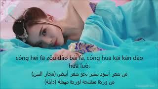 اغنية صينية رائعة.مترجمة للعربية