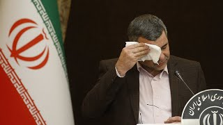 video: Iran's deputy health minister tests positive for coronavirus