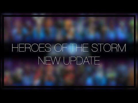 видео: heroes of the storm. Снова пробуем новую версию