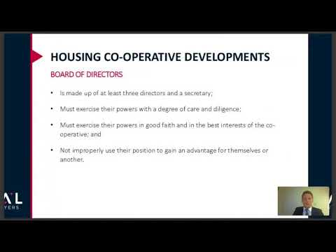 BAL & BCCM Webinar Series - Baugruppen Housing Co-operative Webinar