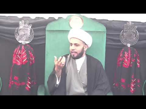 Eve 2nd Muharram 1441 - Spirituality: Methods and Approaches | Sheikh Azhar Nasser (English)