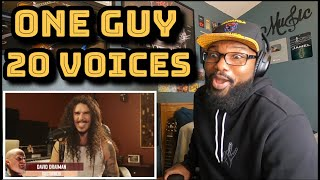 One Guy, 20 Voices (Michael Jackson, Post Malone, Roomie & More) REACTION