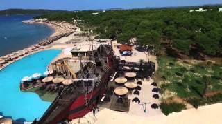Impressionen aus der Luft vom Solaris Beach Resort