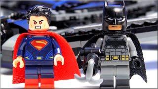 LEGO DC Super Heroes 76046 Герои правосудия: битва в небе - Лего Бэтмен против Лего Супермена(, 2016-02-18T09:10:42.000Z)