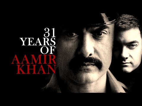 31 YEARS OF AAMIR KHAN - India's Biggest Movie Star - Tribute