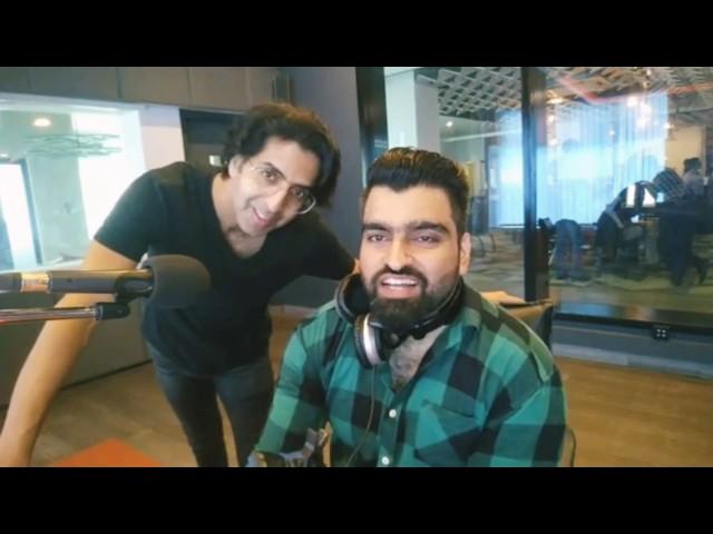 Talha Nadeem Live at FM91 with Khalid Malik
