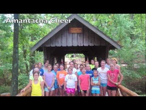 Camp Ondessonk Amantacha Cheer A-A-AMA mov