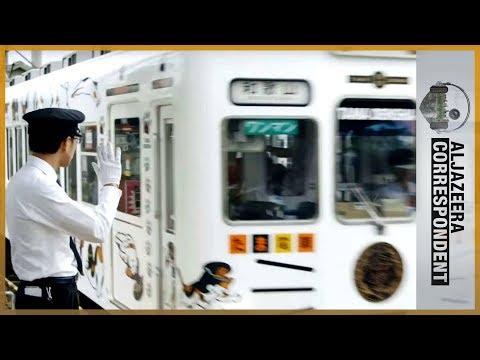 Al Jazeera Correspondent - Off the Rails: A Journey Through Japan