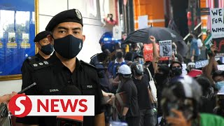 Cops to call up all #Lawan protesters; all will be identified