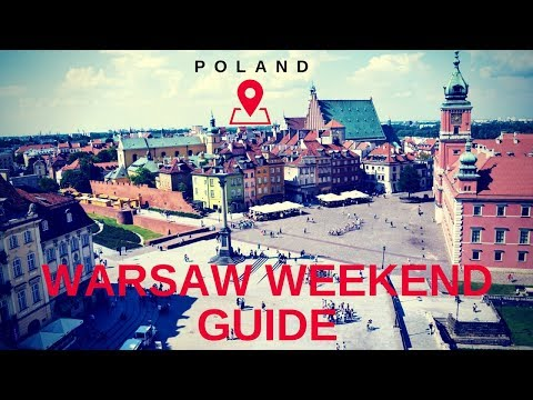 POLAND | Warsaw Weekend Guide
