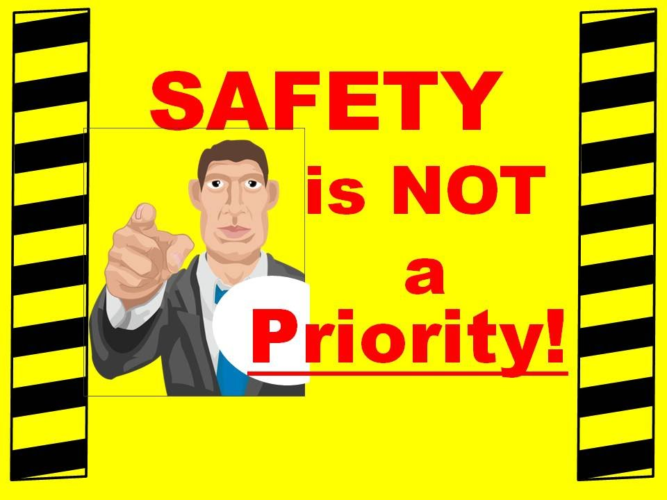 Safety Is Not A Priority Safety Training Video