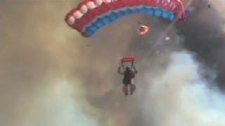 'Smokejumpers': Firefighting's elite