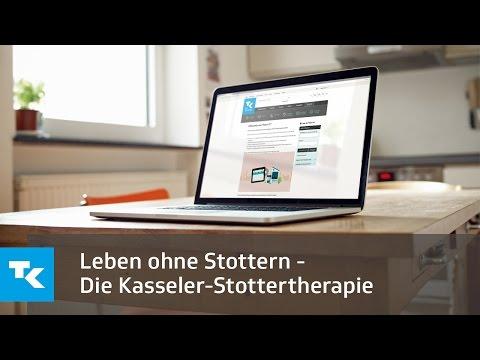 Leben ohne Stottern - Die Kasseler-Stottertherapie