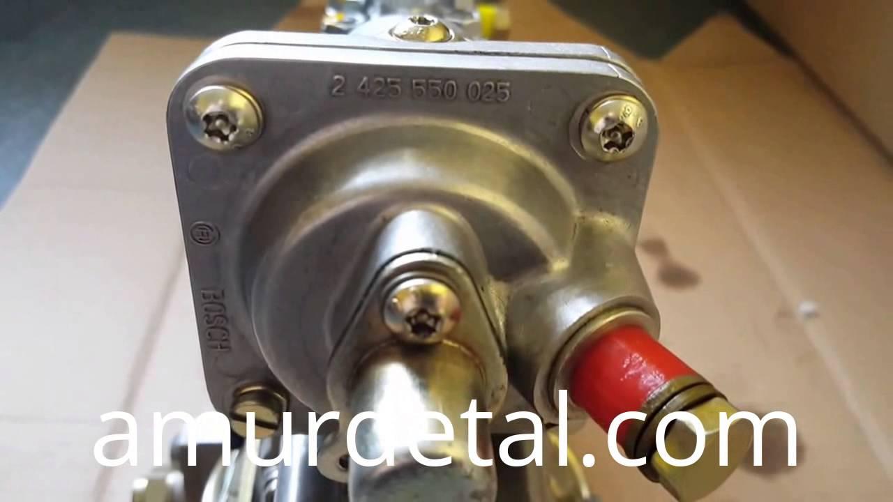 Тнвд Bosch Камаз Евро 2 325 л.с.   0402736931, ( 0 402 736 931 ), 3974514