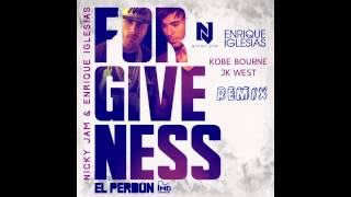 Nicky Jam & Enrique Iglesias - Forgiveness (Kobe Bourne & JK West Remix)