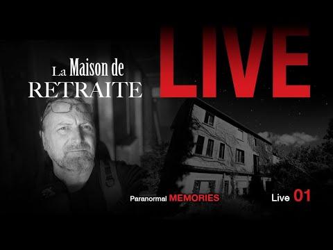 Download Paranormal Memories LIVE : La Maison de Retraite - EP01 S01