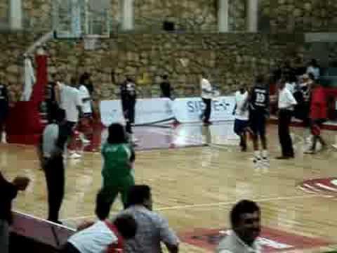 Centrobasket 2008