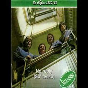 Shampoo/Beatles - So' fesso (No reply)