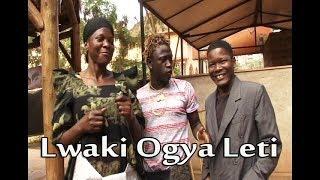 Gadimba lwaki Ogya late - Funniest luganda Comedy skits.