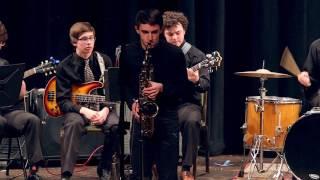 Caravan performed by Ridgefield High School Jazz Band