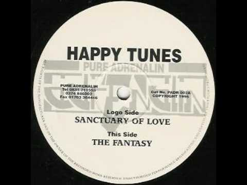 Happy Tunes - Sanctuary of Love [PADR 002A]