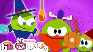 Best of Om Nom Stories - Nibble Nom: Platformer (Season 16)   Cartoons for Kids by HooplaKidz TV
