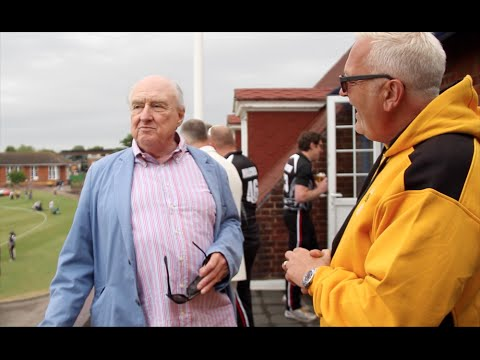 Pre Ashes chat with Henry Blofeld - Full interview