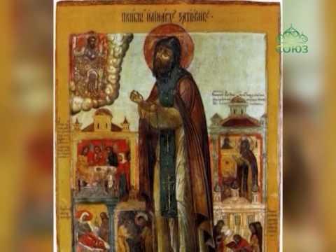 В Благовещенском храме Козельска молитвенно почтили память преподобного Елеазара Анзерского