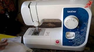 швейная машина, оверлок Brother M-14
