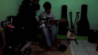 Gitaris cilik BAGAS FACHRUR ROZI 12 thn