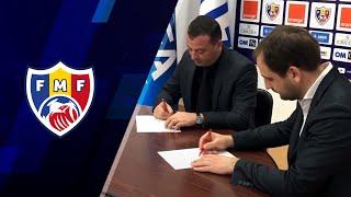 Memorandum dintre FMF, Asociația Sporturilor pe Plajă și Federațiile de Rugby din Moldova și Rusia