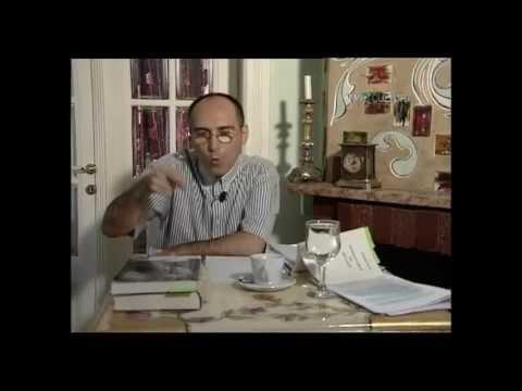 Portret George Vrana(Yioryi Vrana) -andreptu di Maria Cica la TVR 2