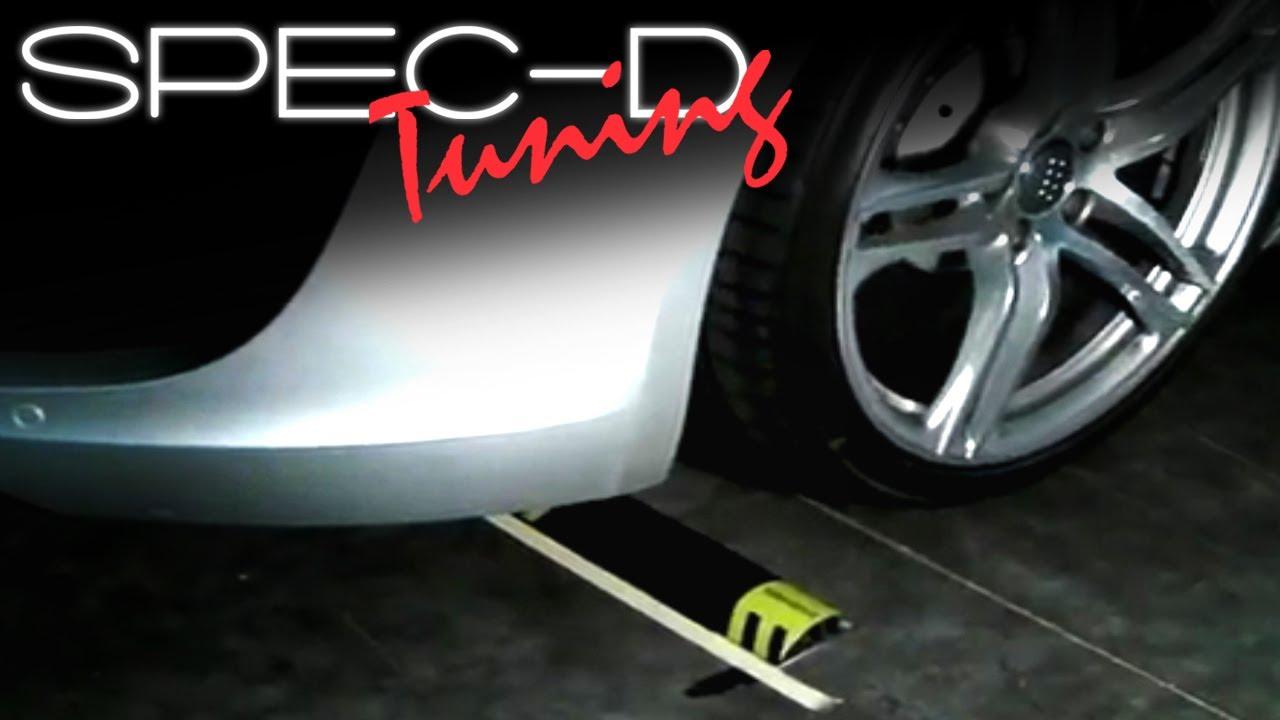 Specdtuning Installation Video Easy Park Garage Parking