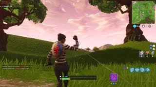 FORTNITE WEEK 8 CHALLENGES SEARCH BETWEEN A BEAR, CREATER AND A REFRIGERATOR SHIPMENT