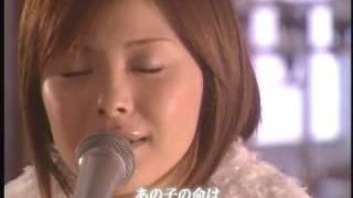 Aya Matsuura Hikoukigumo 20041010