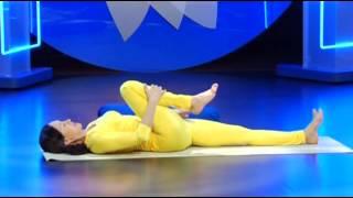 Йога для женщин с Татьяной Бородаенко. Урок 3