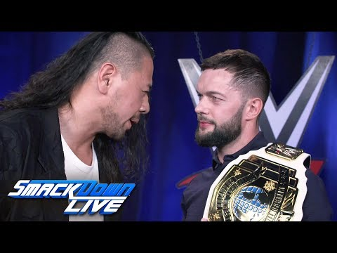 WWE SmackDown Live recap: Living the 2-out-of-3-falls lifestyle