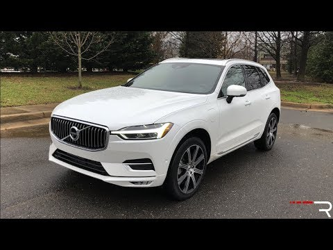 2018 Volvo XC60 T8 – The Best Compact Luxury SUV You Can Buy