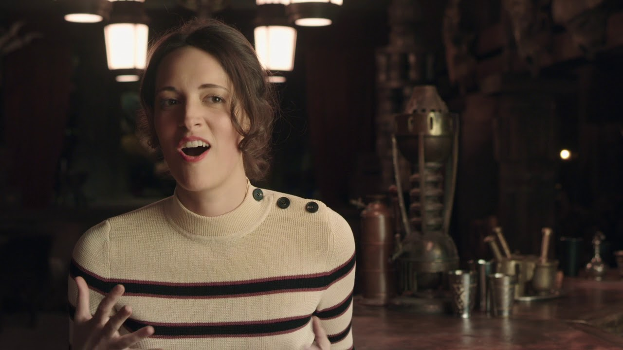 Phoebe Waller Bridge's L3-37 Droid Is One of the Best Star