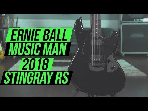 Ernie Ball Music Man 2018 Stingray RS