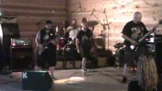 Plague Afflicted Paradise - Live @ The Gallery Part 2
