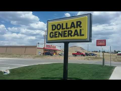 Dollar General Vs. Family Dollar In Westcliffe, CO