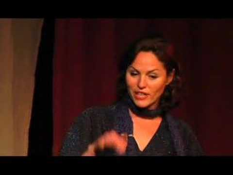 Jorja Fox  The Ian Harvie  Part1