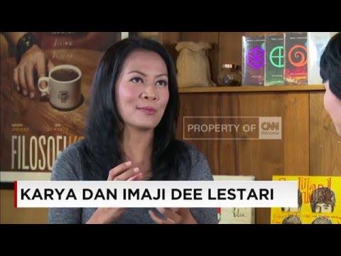 Insight with Desi Anwar - Karya dan Imaji Dee Lestari