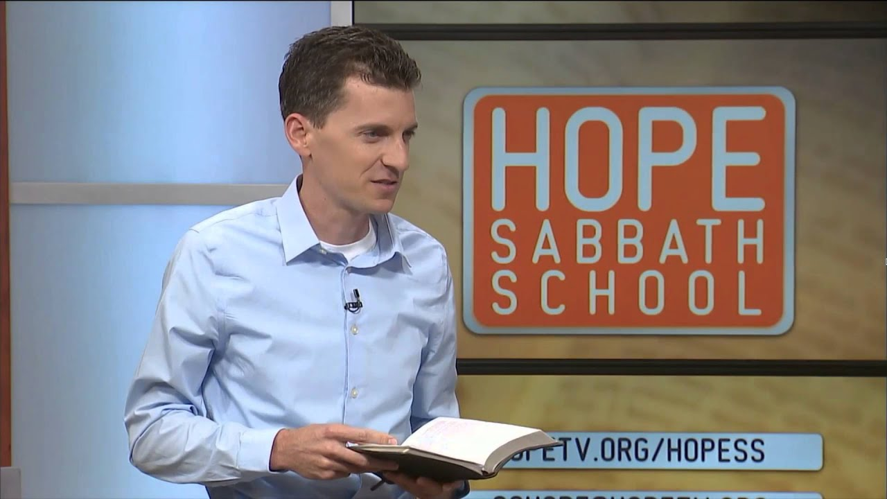 Hope Sabbath School: Lesson 7 - Jesus' Teachings on the Great Controversy (1st Qtr 2016)
