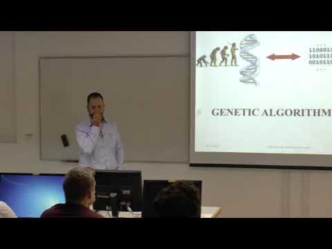 """קורס בינה חישובית - חישובית אבולוציונית, אלגוריתמים גנטיים ד""""ר עפר שיר"""