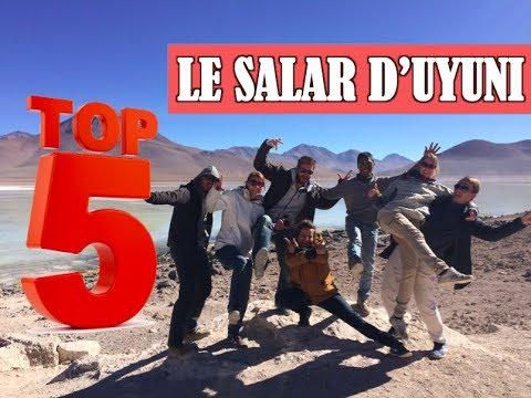 LE SALAR D'UYUNI EN 3 MINUTES [TOP 5 DE VOYAGE: N°1]