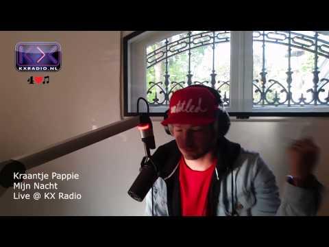 Kraantje Pappie - Mijn Nacht (live @ KX Radio)