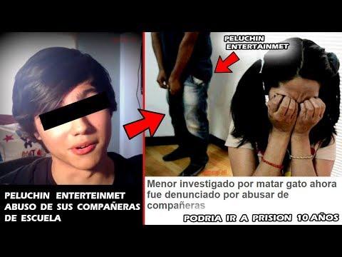 Peluchin Entertainment es Denunciado por ABUS4R de sus Compañeras de Escuela
